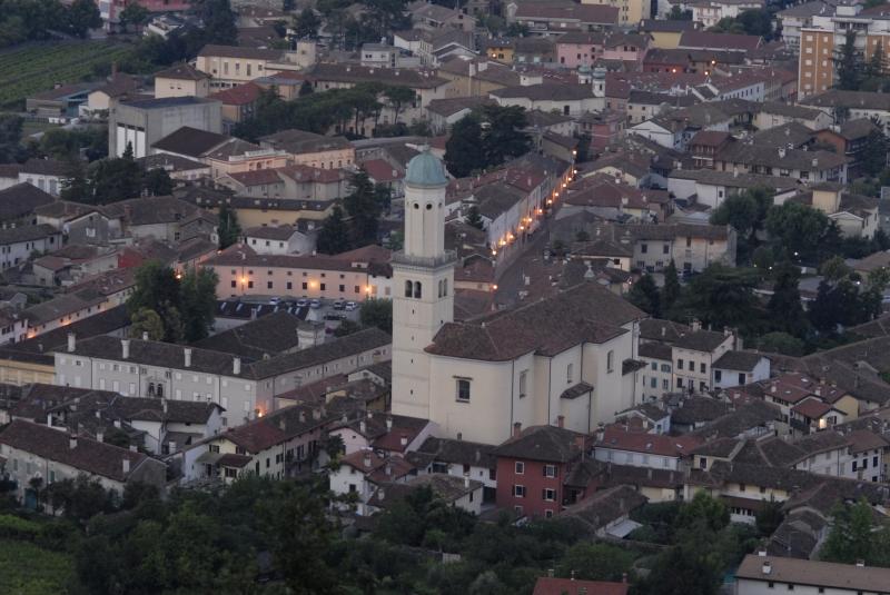 Il Duomo alle prime luci