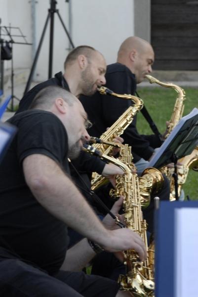 Sax in Balletto