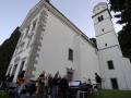 La chiesetta e la Big Band