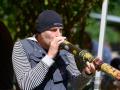 Ospite con didgeridoo