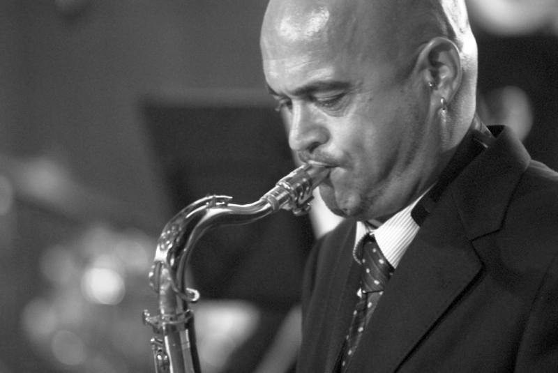 Lorenzo al sax tenore