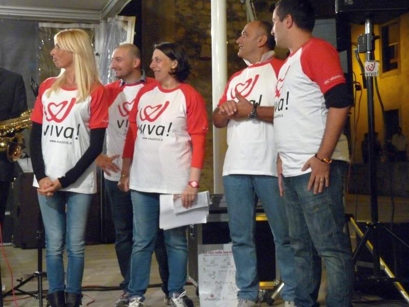 Miki, Sami, Gian, Piero, Gio