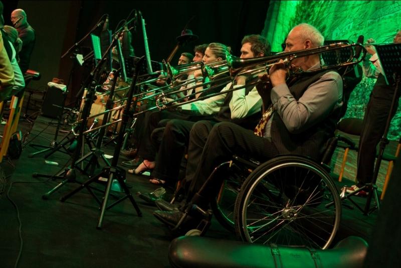 sezione tromboni